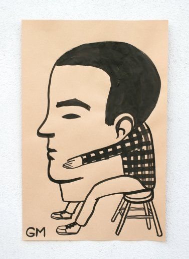 Paper Paintings by Geoff Mcfetridge | Iconology