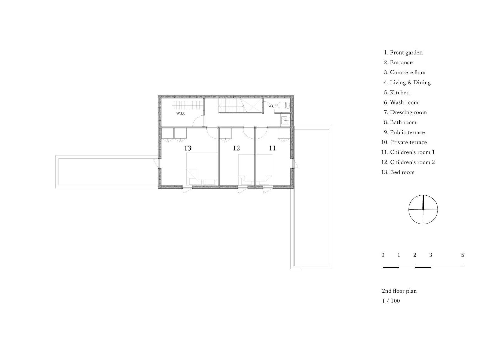 Yamazaki Kentaro Design Workshop Creates The Hayama House Terrace In The Town Floornature In 2020 Architect House Terrace Design