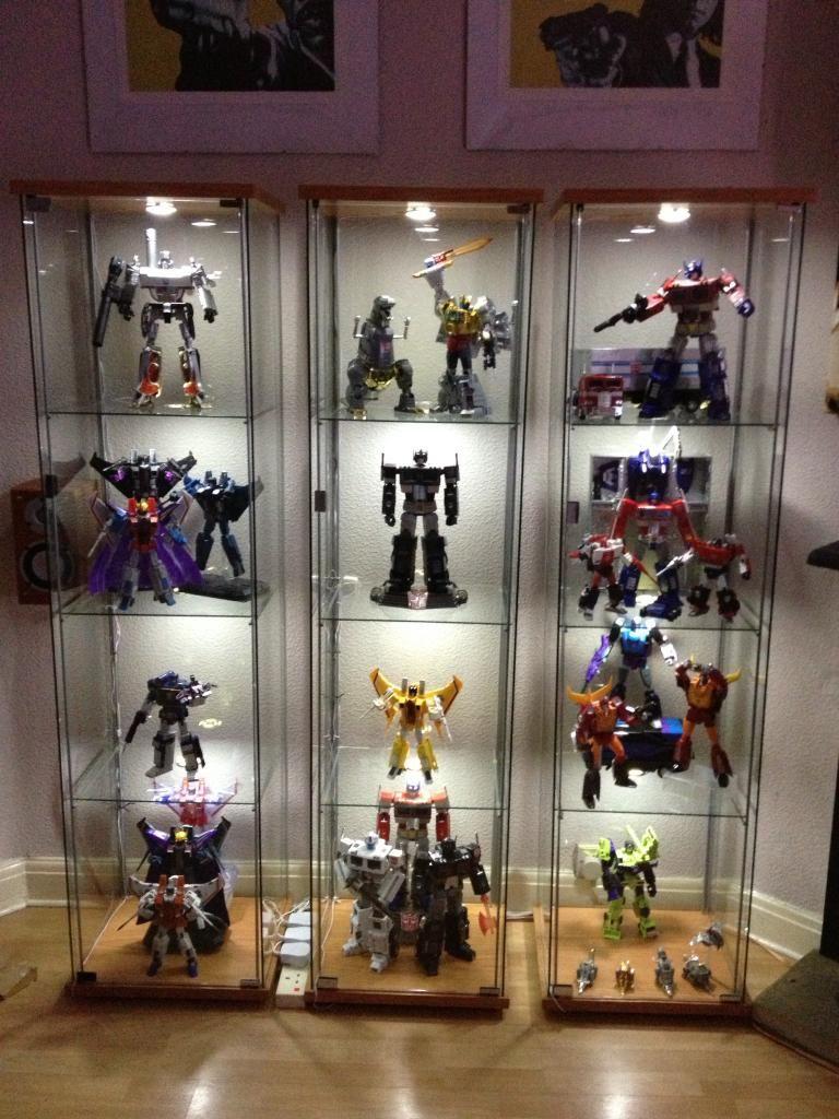 Action Figure Display Shelf Ideas