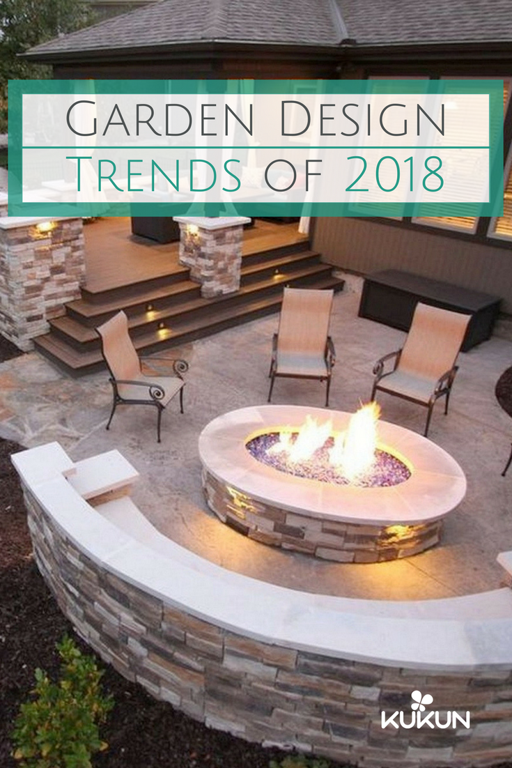 Top 2018 Garden Trends What S Hot Now Patio Backyard Patio