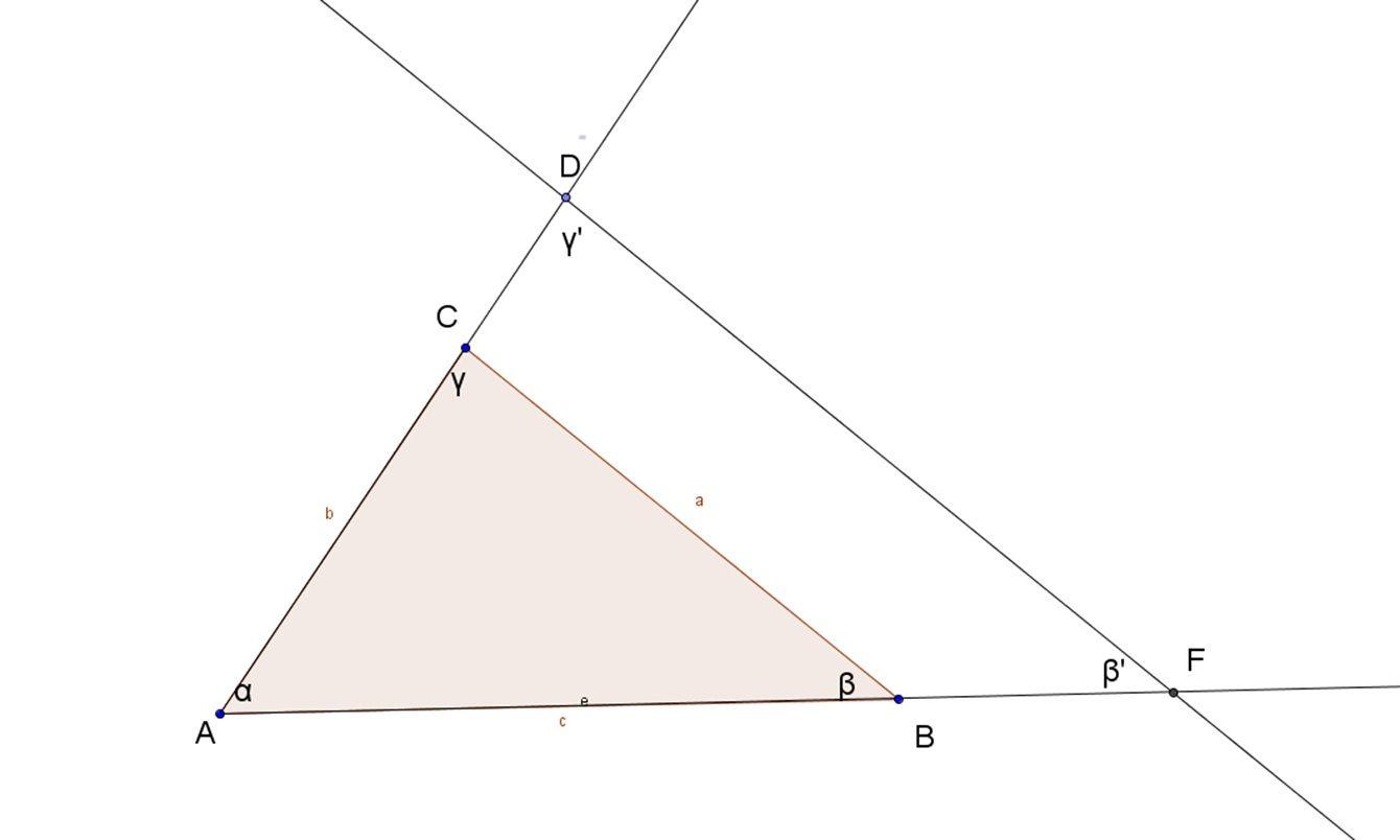Aaa Similarity Theorem