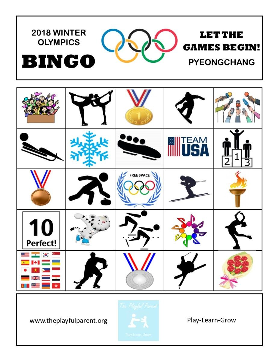 Our Family Is Getting Excited About The 2018 Winter Olympics There Are So Many Fun Activities I M Already Olympic Games For Kids Kids Olympics Winter Olympics [ 1200 x 927 Pixel ]