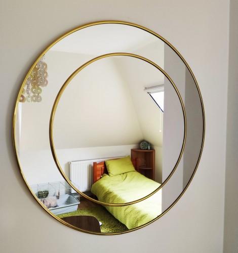 Lustro Okragle W Ramce Lustro W Lustrze Kolor Ramy Lustra Do Wyboru Home Decor Decor Furniture