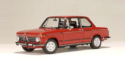 BMW 2002 TII (GRANADARED)