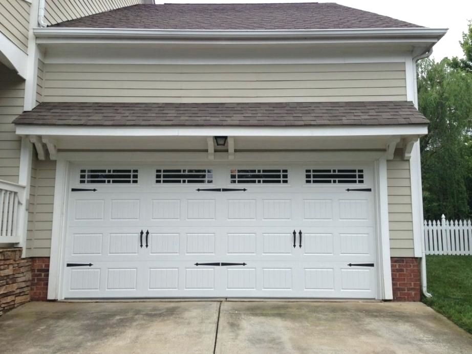 Garage Door From Drab To Fab In Less Than 5 Minutes Start To