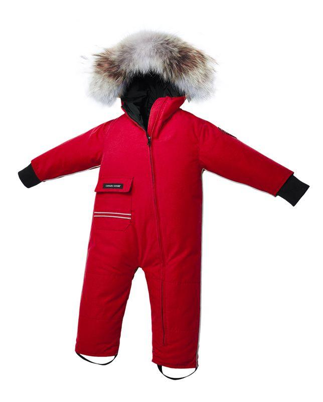 Canada Goose Baby Snow Bunting Hombre