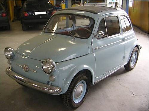 Fiat 500 Old Style With Images Fiat 500 Fiat 500 Vintage