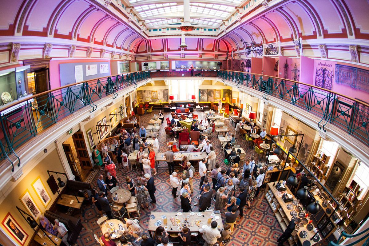 Birmingham Museum Of Art And Gallery You Can Hire The Venue For Your Wedding Reception
