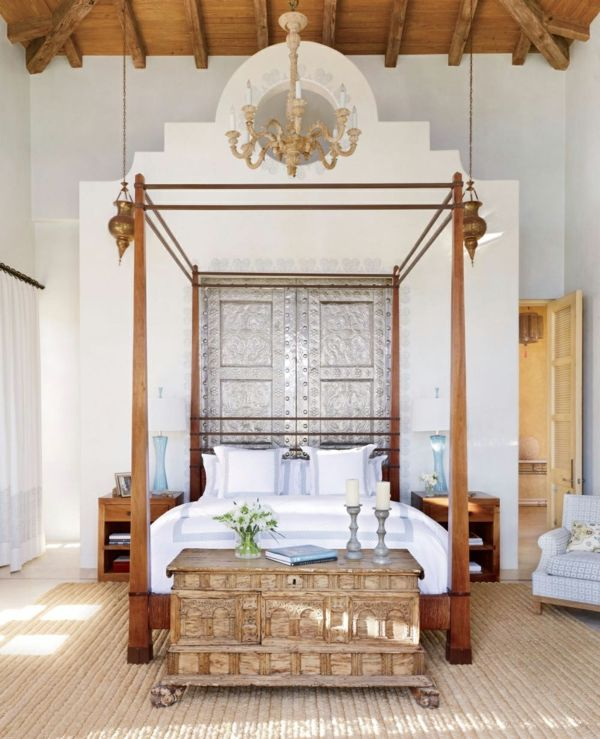 wohnideen schlafzimmer design naturmaterialien #Wohnideen - wohnideen schlafzimmer