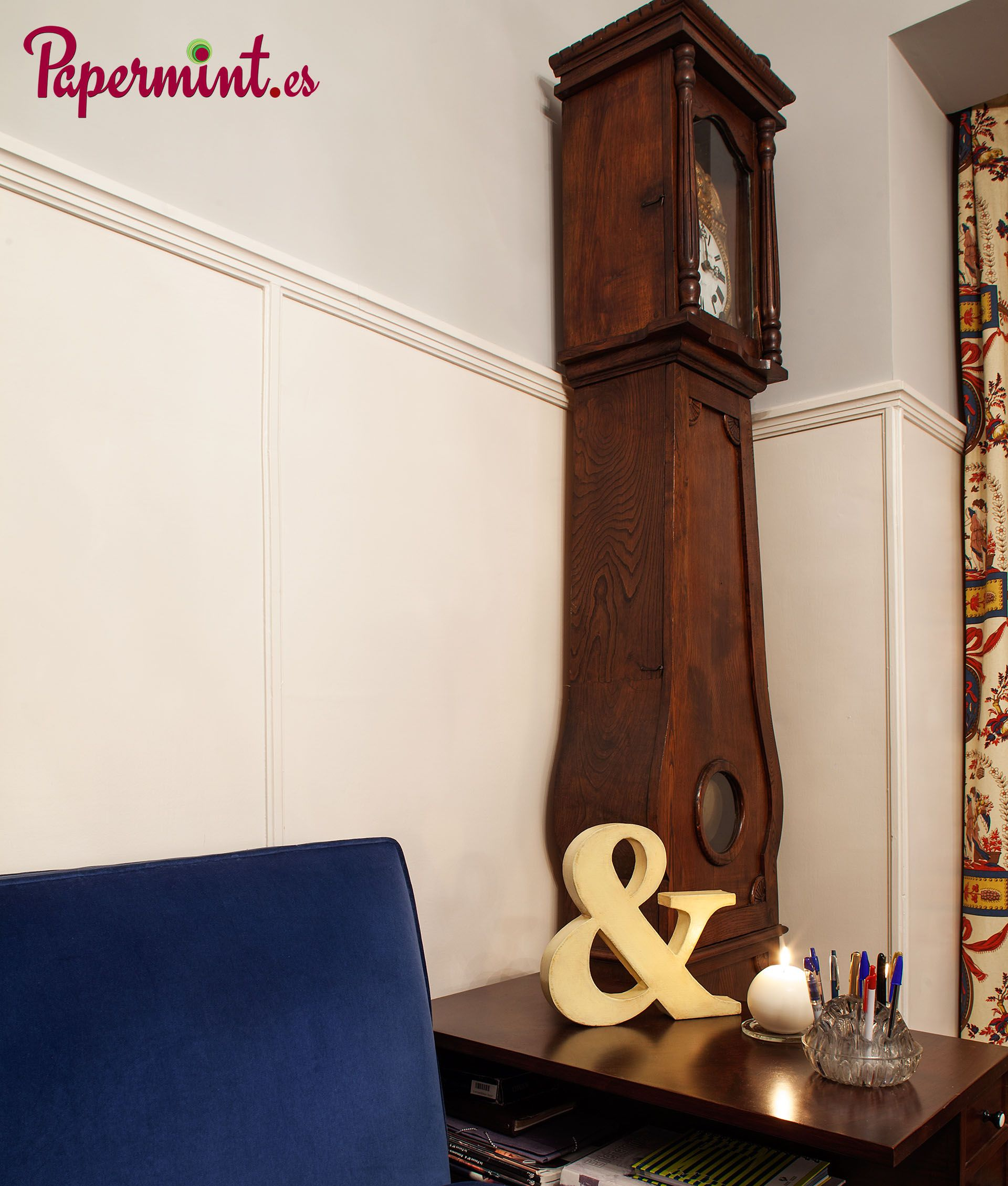 Letras para decorar el salón