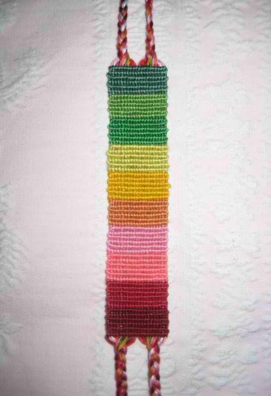 Photo by Maja89 - friendship-bracelets.net