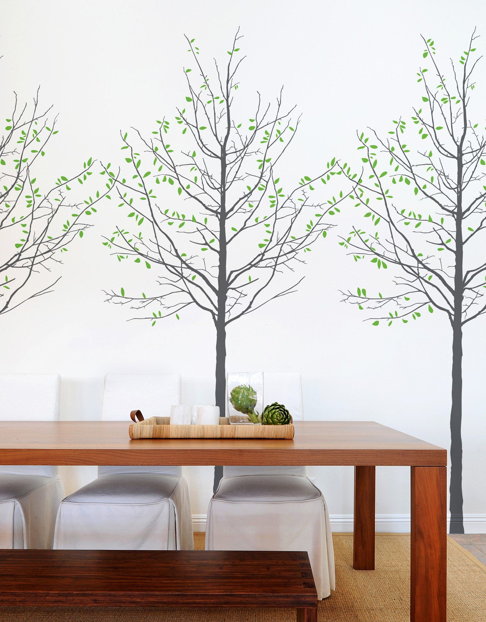 Seasons Wall decals, Wall stickers, Tree branch decor