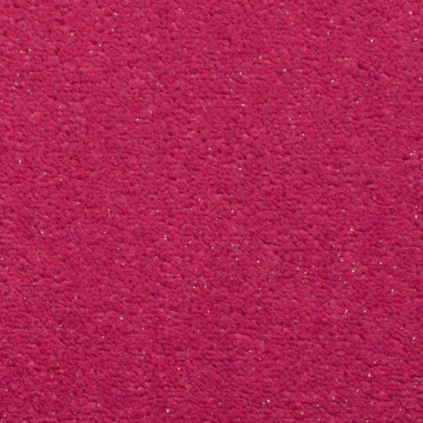 Pink Glitter Twist Carpet For Bedroom