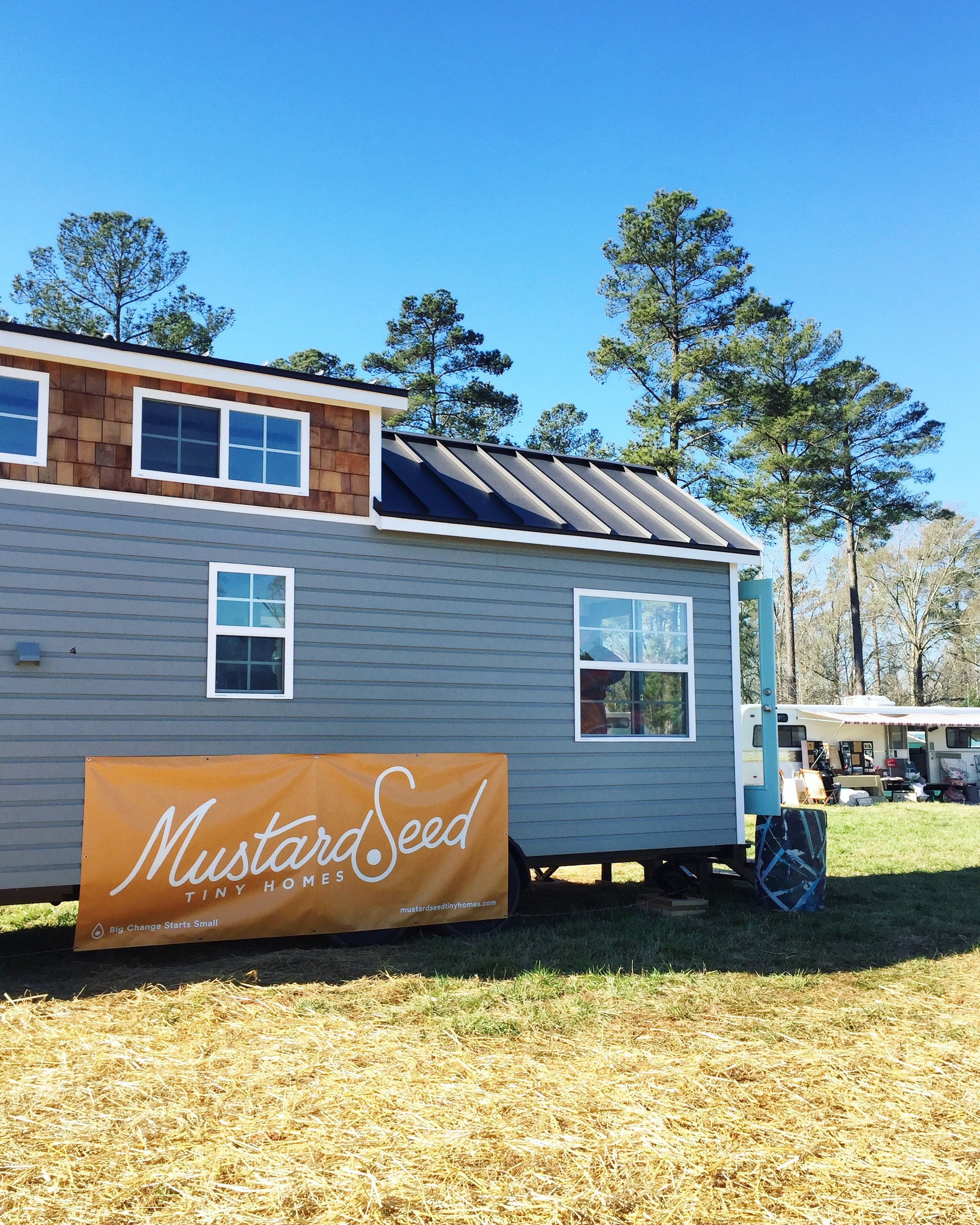 The Sprout - 24' Luxury Tiny House - Tiny House for Sale in