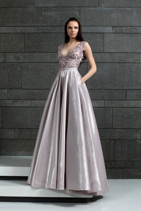 Colores para vestidos de fiesta 2014