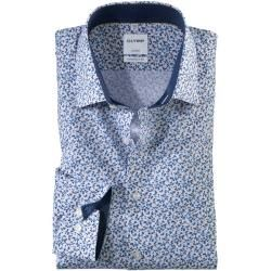 Photo of Olymp Luxor Shirt, comfort fit, New Kent, Nougat, 45 Olympolymp