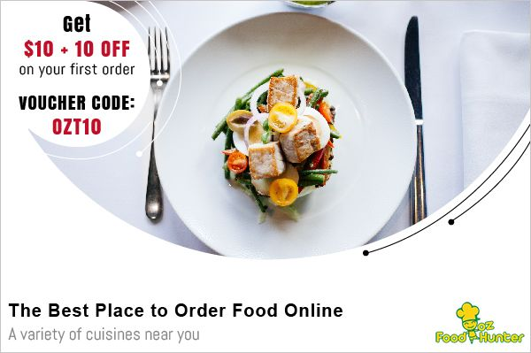 Tiered in Monday work? Worry out, you can go for a healthier and lite choice with some salad order now www.ozfoodhunter.com.au