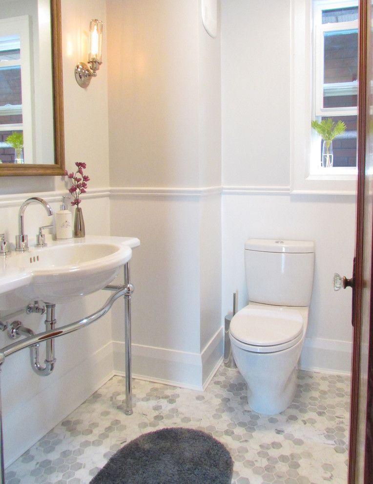 Bathroom Chair Rail Paint Grey Marble Google Search Bathroom Design Bathroom Cabinets Designs Home Depot Bathroom Vanity