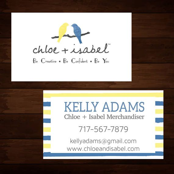 Chloe isabel business cards chloe and isabel business card chloe isabel business cards chloe and isabel business card blue and yellow colourmoves