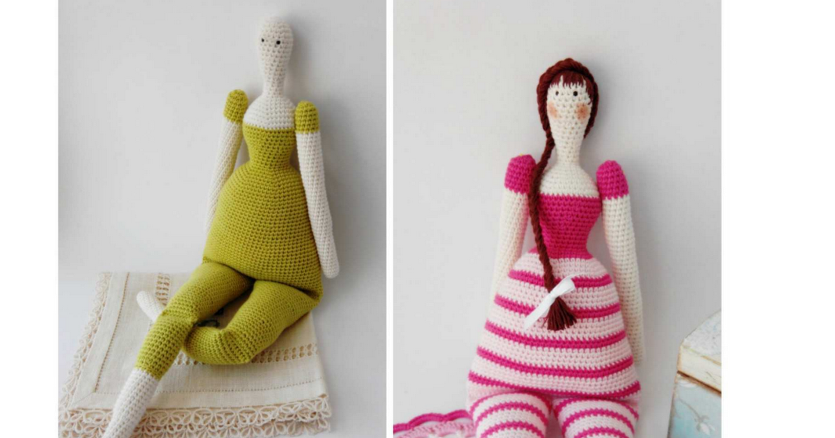 Free Amigurumi Doll Patterns In English : A directory of free amigurumi crochet patterns th of july