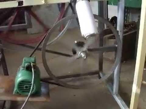 Bandsaw Wheels Coplanar