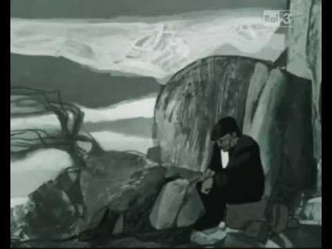 6 corti d'animazione di Manfredo Manfredi