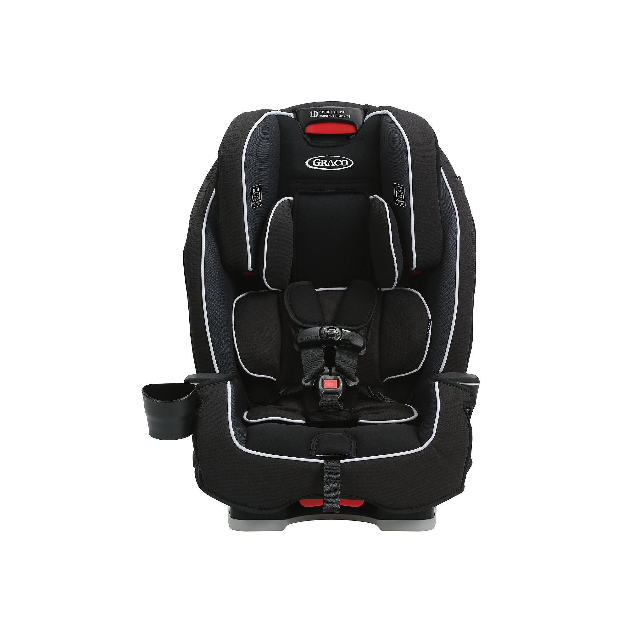 Graco Milestone All In One Car Seat Convertible