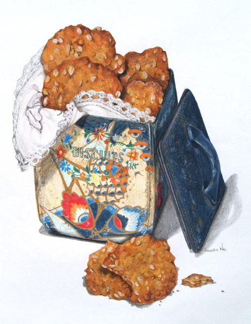 alexandra nea anzac biscuits