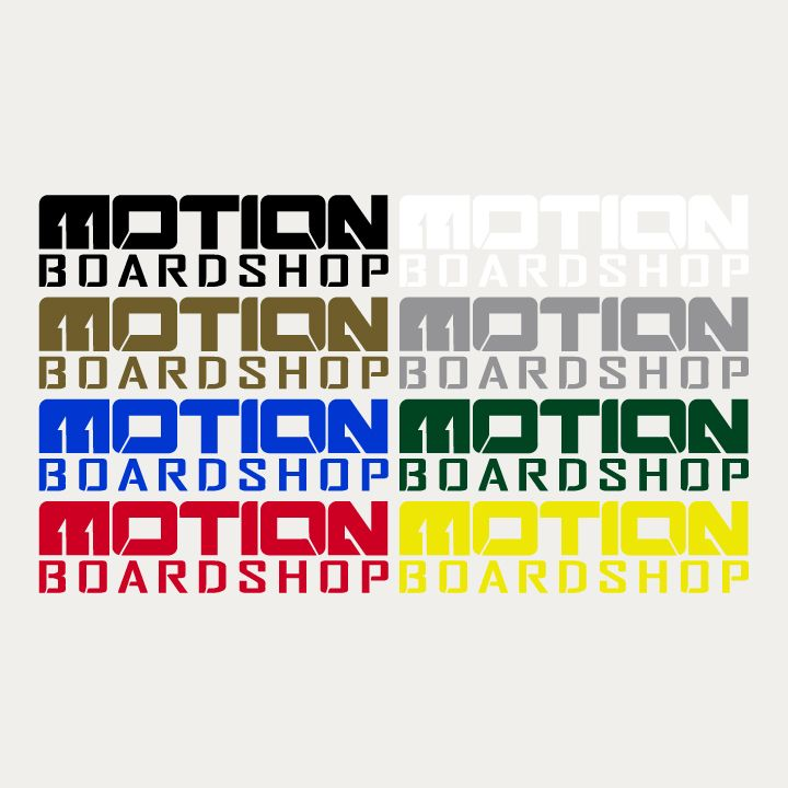 Explore motion logo die cutting and more