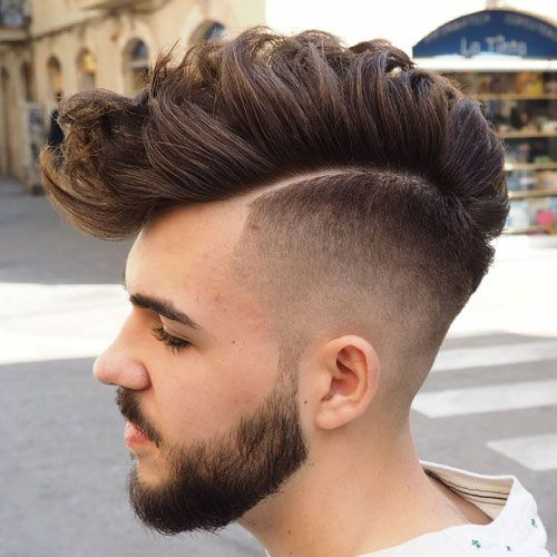 27 Faux Hawk Fohawk Haircuts For Men