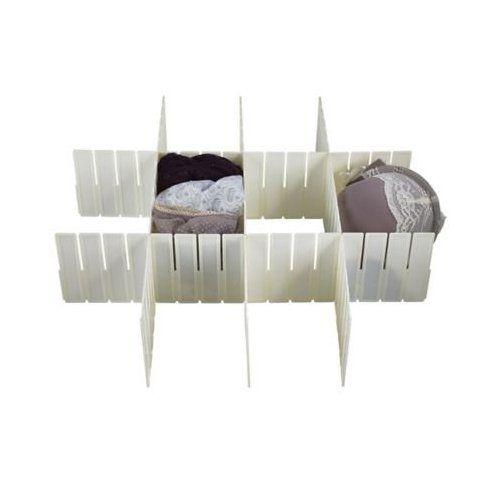 Verstellbarer Schubladentrenner Schubladenteiler Organizer Schrank Aufbewahrung Schublade Trennen Schubladenteiler Fachteiler Schubladen