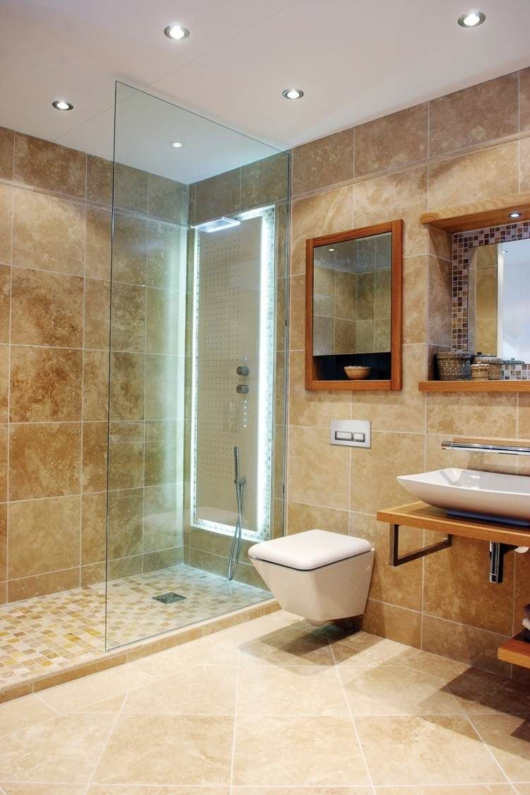 Lavatory Travertine Tile And The Way To Decide On It For Extra