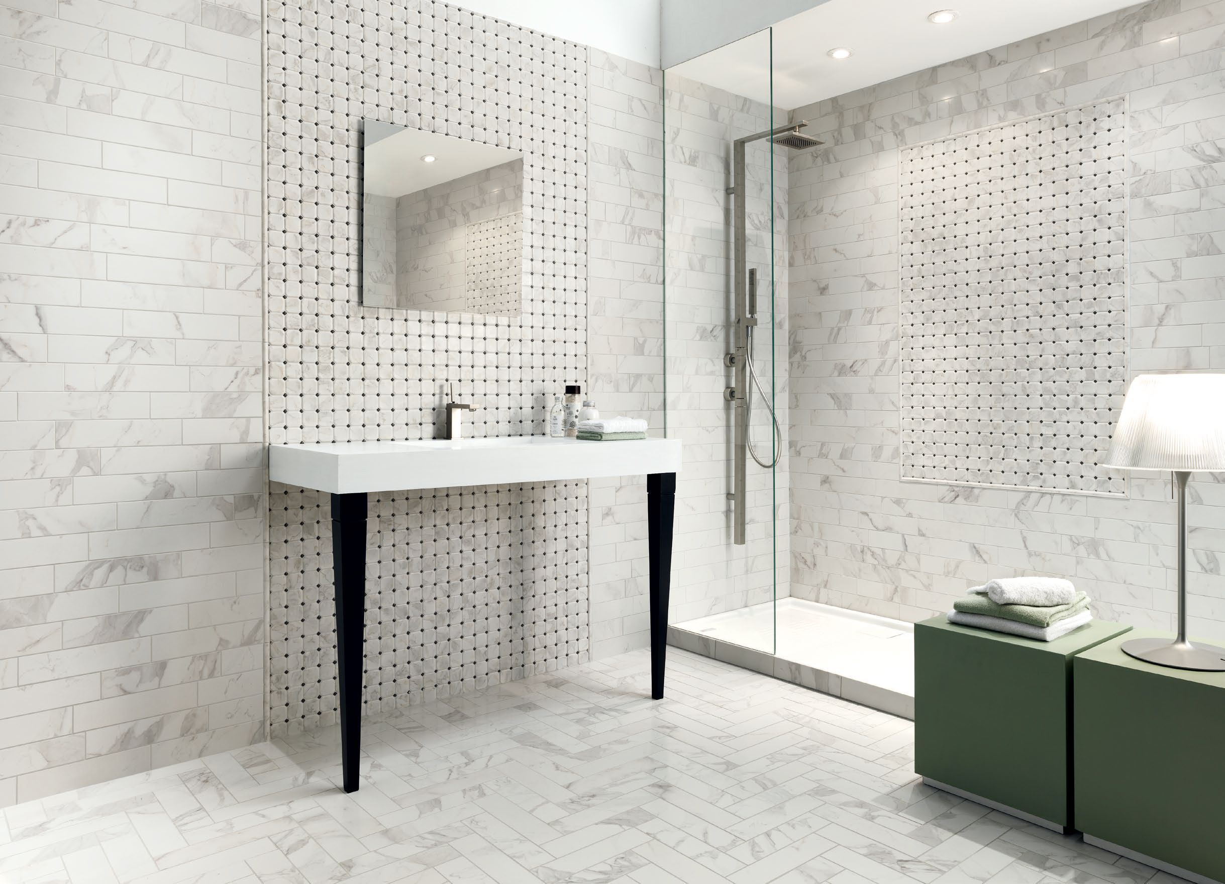 Perini Tiles- Calacutta porcelain tiles | Marble | Pinterest ...