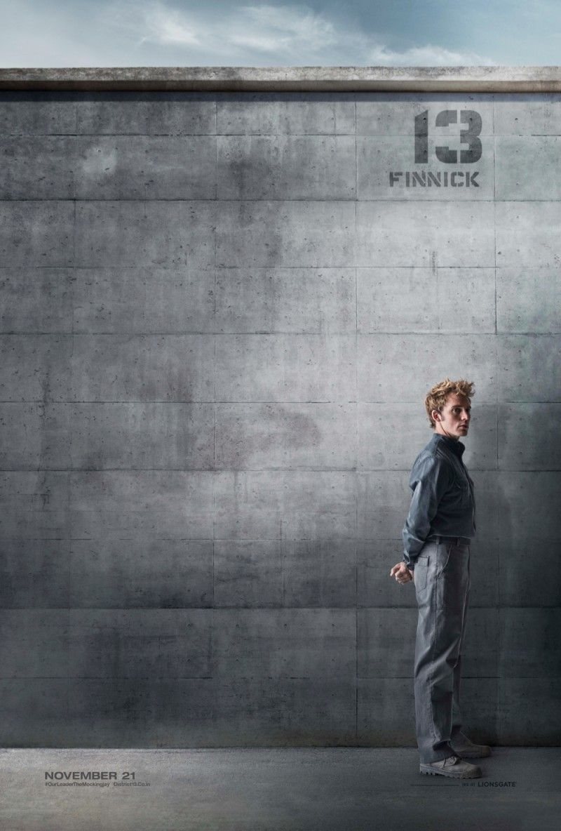 See New District 13 Posters for The Hunger Games: Mockingjay image The Hunger Games District 13 Citizen Posters 005 800x1184
