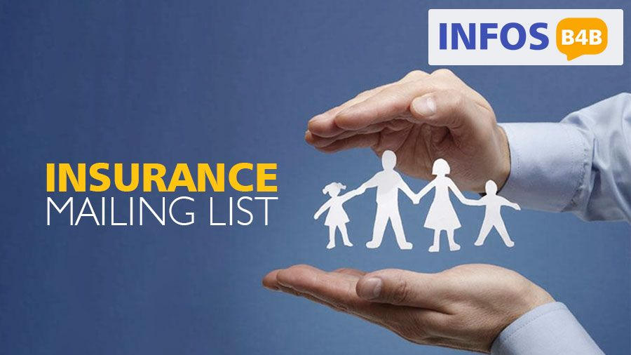 Insurance Email List Email List Marketing