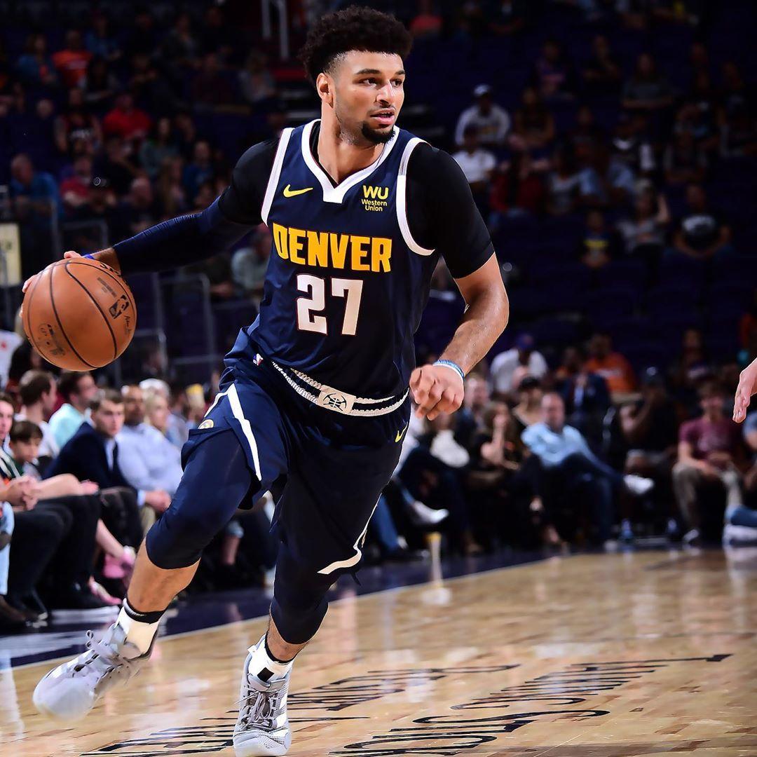 Denver Nuggets On Instagram Headed Back To Denver With A Win Denver Nuggets Nba Logo Denver