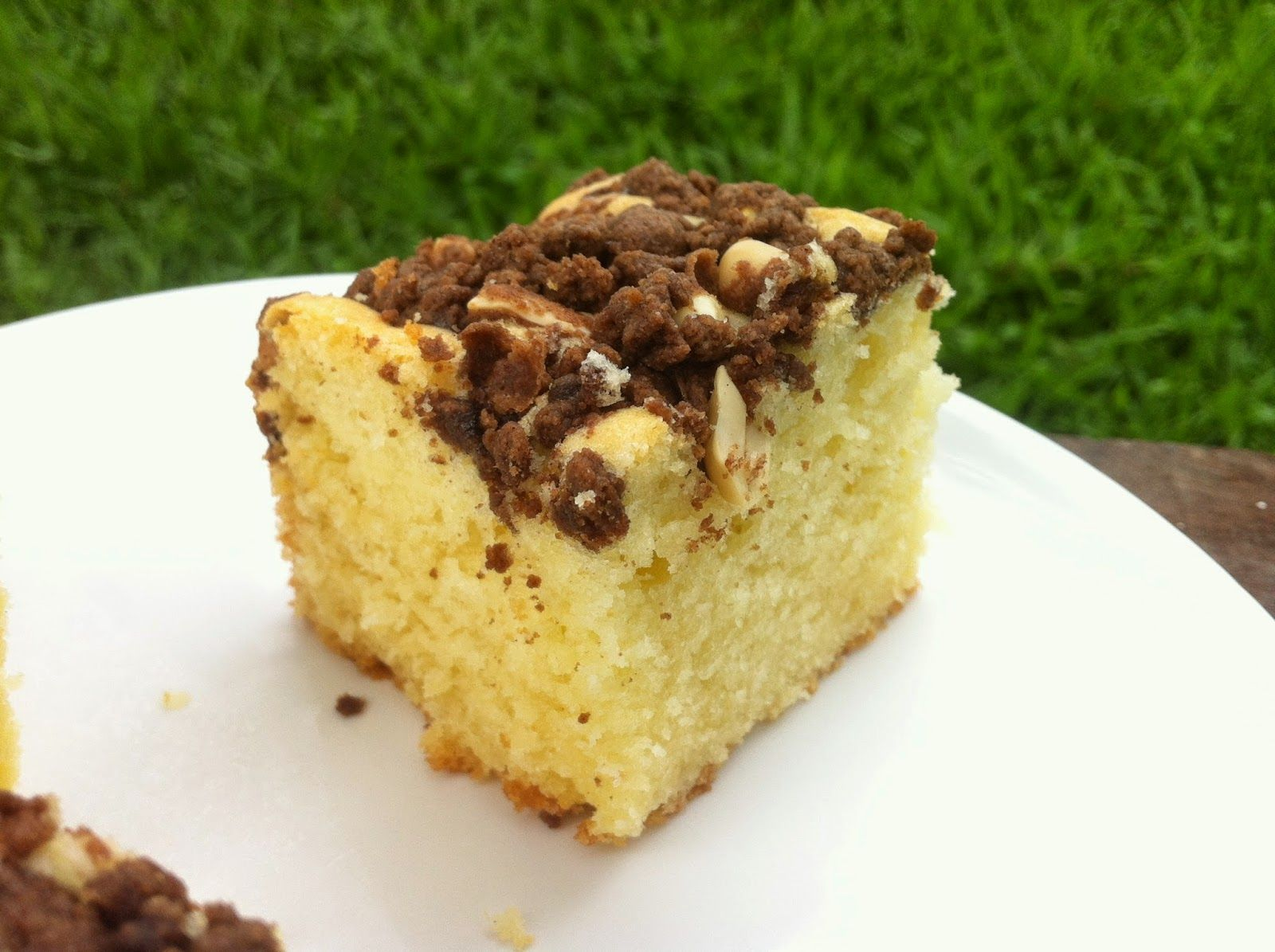 Chocorango: Coffee Cake Perfeito