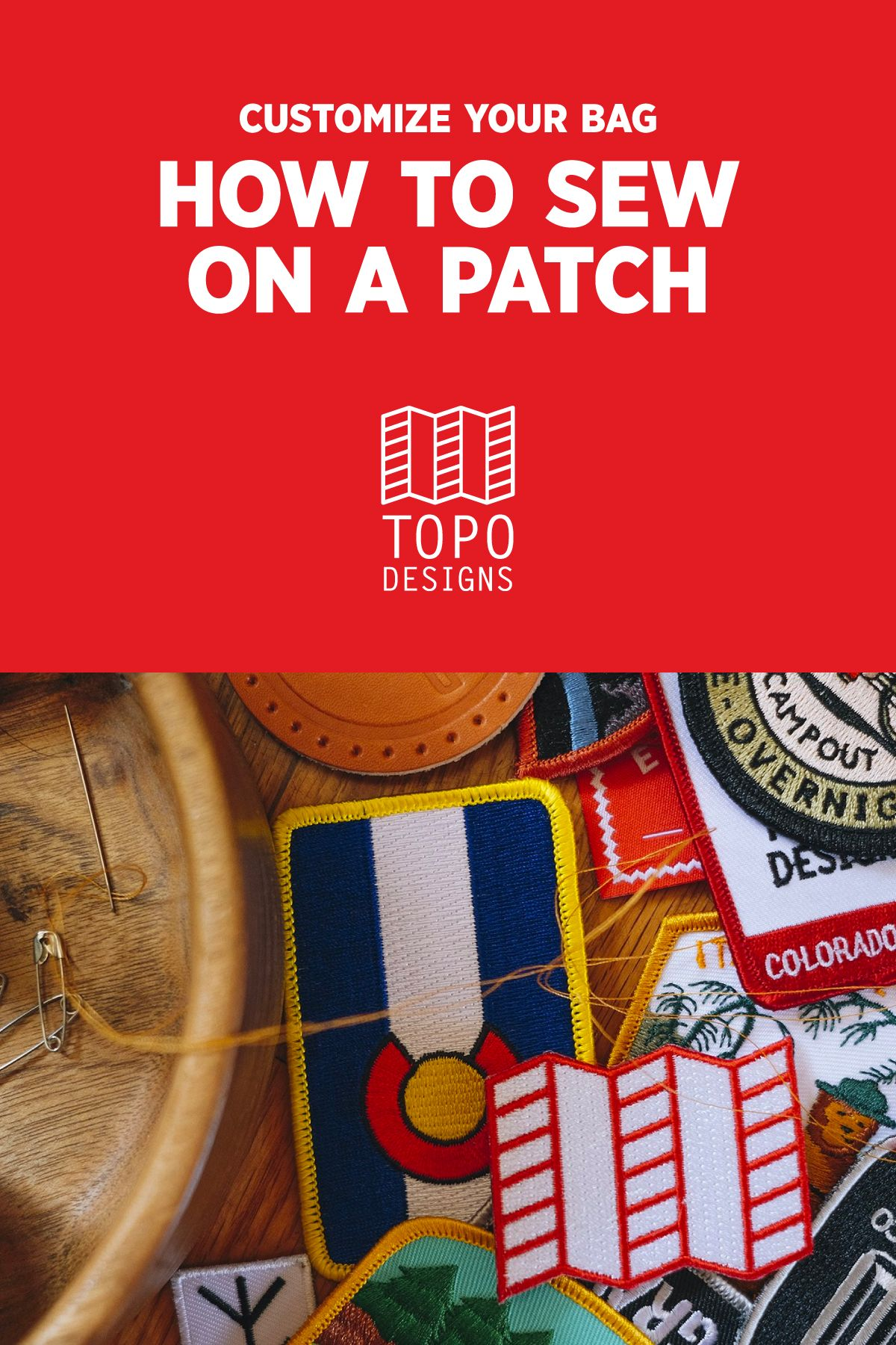 Customize With Patches: A Step-by-Step Guide | Packs & Bags