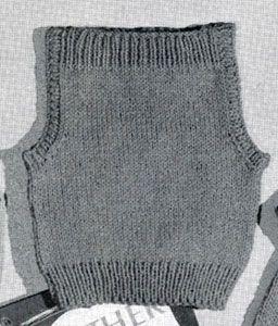 Speed Knit Pullover Knitting Pattern