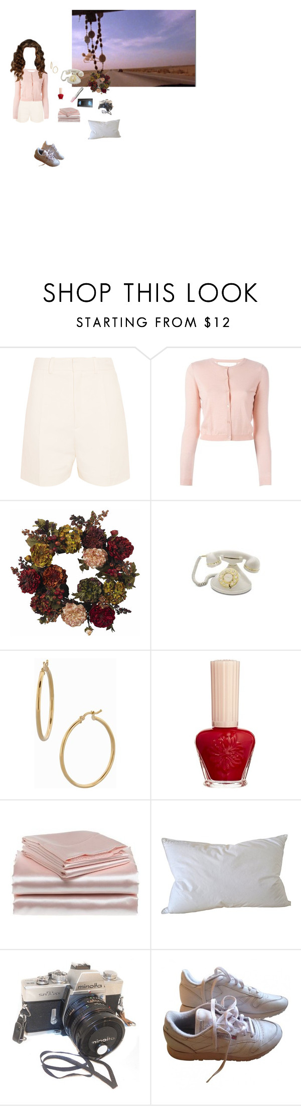 """""""1995"""" by poems-of-the-sea ❤ liked on Polyvore featuring Chloé, RED Valentino, Nearly Natural, CO, Bony Levy, Paul & Joe, Scent-Sation, Natural Comfort and Reebok"""