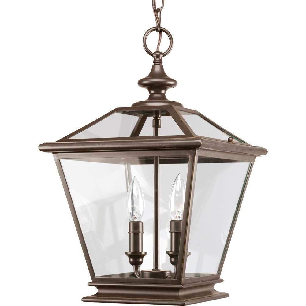 crestwood collection antique bronze 2 light foyer pendant foyers