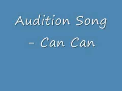 Audition Song   Can Can.djlidert
