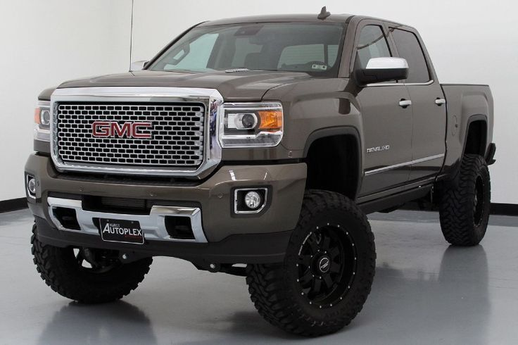 Awesome Gmc 2017 Sierra 2500hd Built After Aug 14 Denali In Lewisville