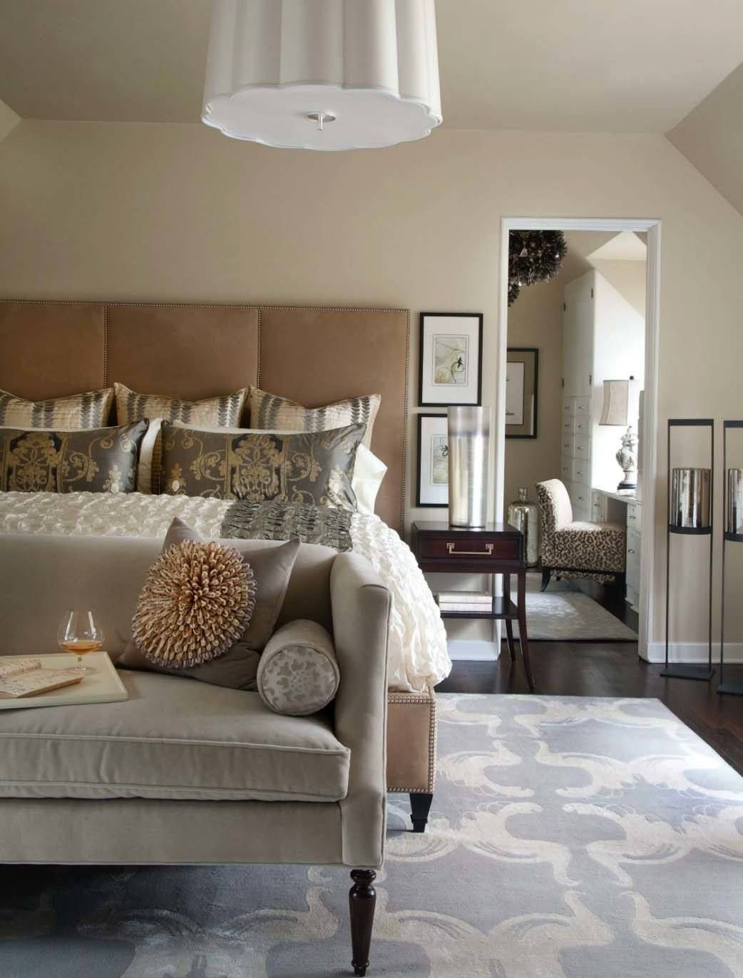 35 Spectacular Neutral Bedroom Schemes For Relaxation Traditional Bedroom Design Neutral Bedroom Design Bedroom Design