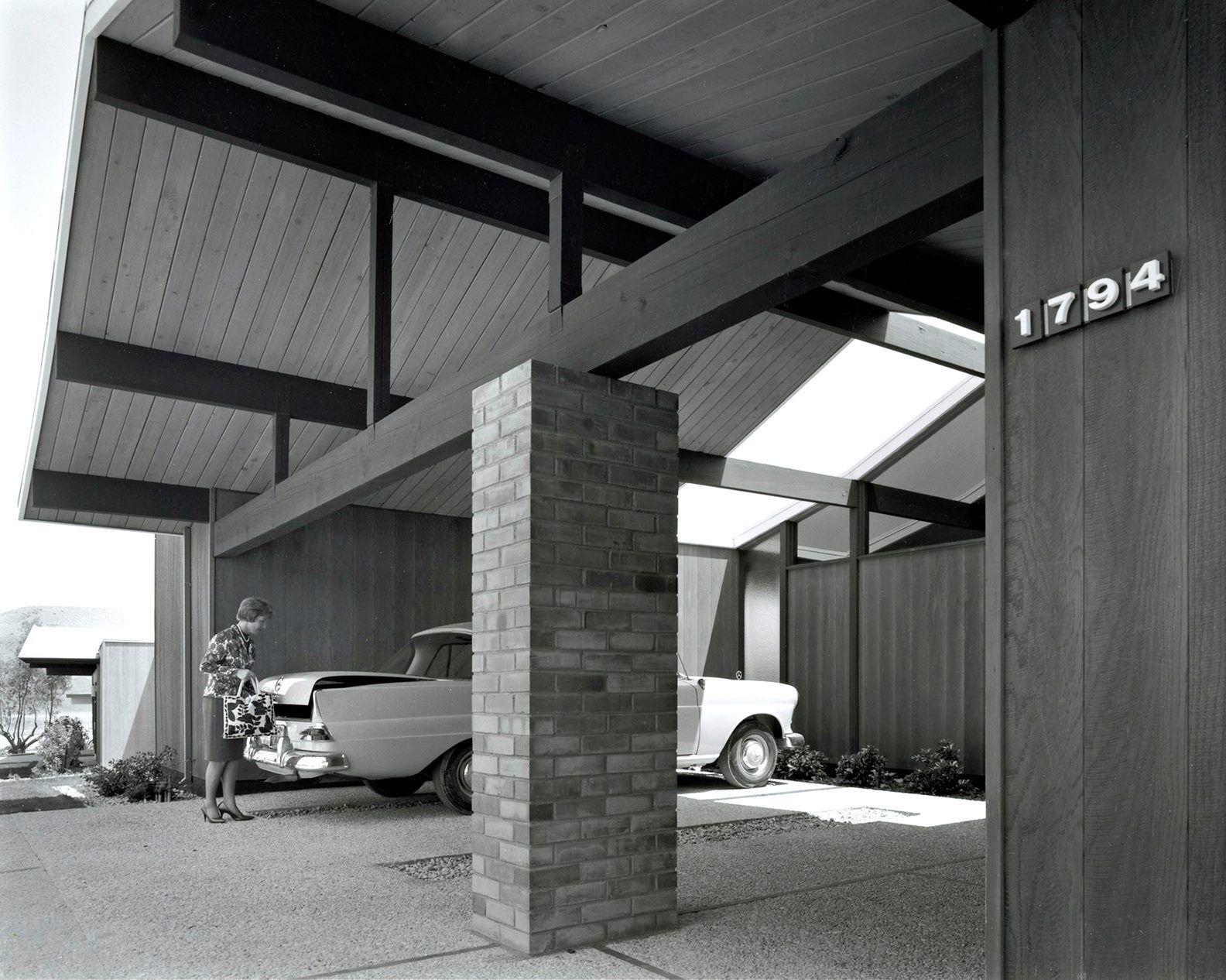 Modern homes los angeles brentwood untouched 1960 mid century modern - Beginning In The Late 1950 S Property Developer Joseph Eichler Was A Principle Advocate For Bringing Modern
