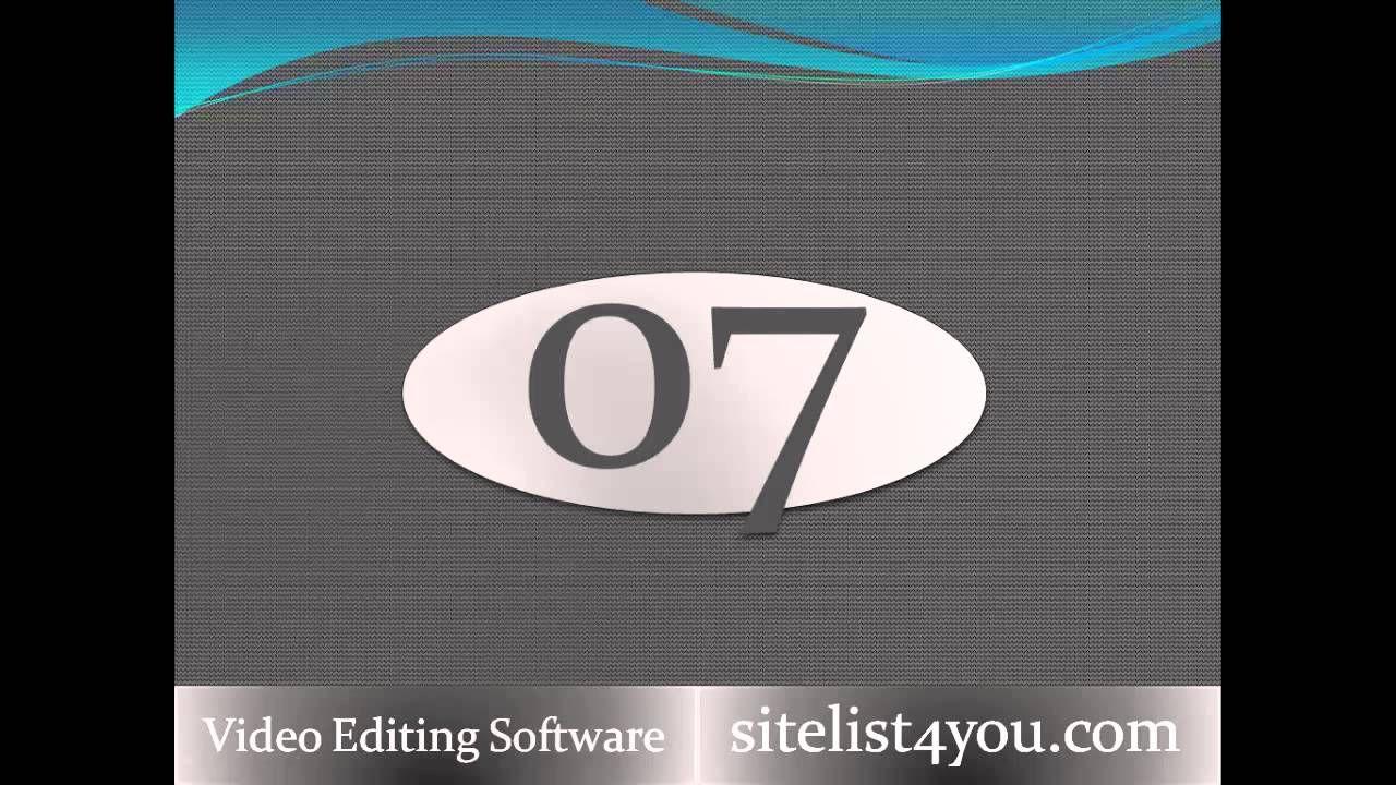 Top 10 Free Video Editing Software Windows Movie Maker