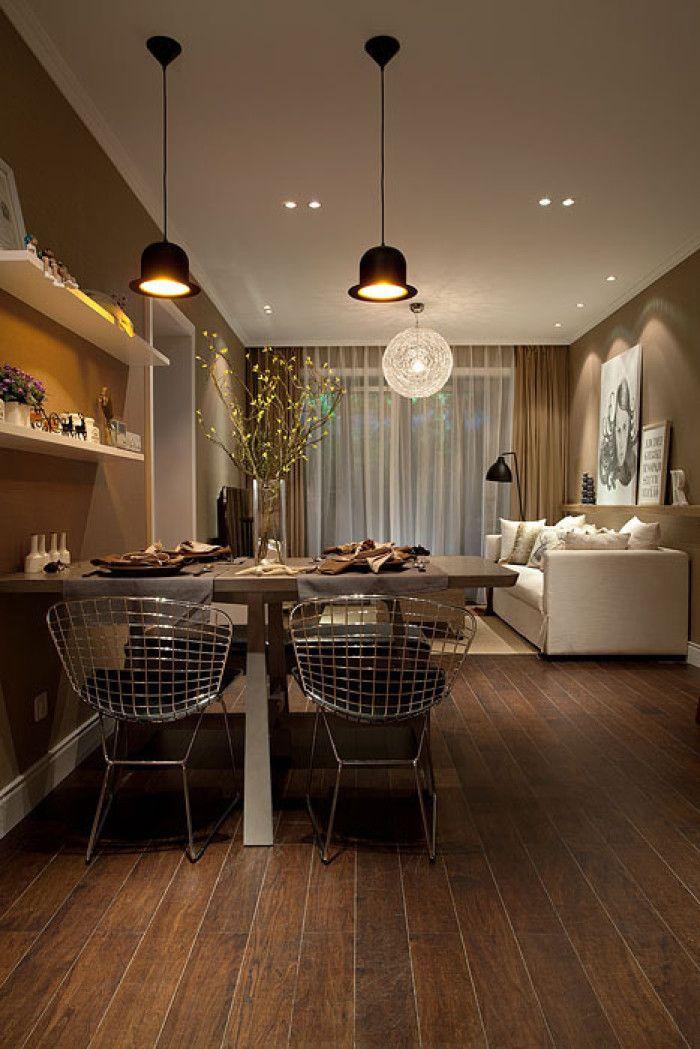 Living Room design: Simple and elegant, A cozy home design ...