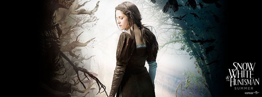 Download a Facebook Timeline Cover from Snow White and the Huntsman, in theaters June 1.
