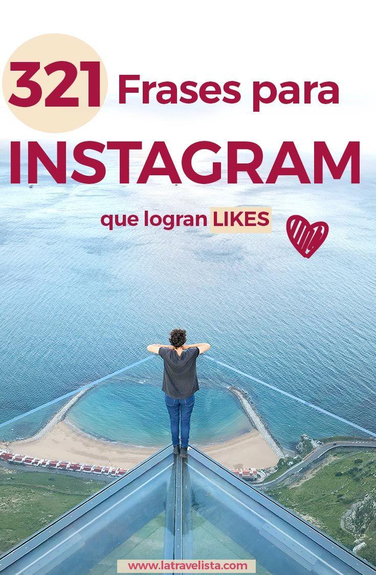 327 Frases Epicas Para Instagram En 2019 Que Provocan Likes