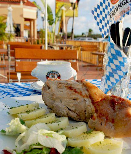 Bavaria Food And Drink Restaurant Aruba German Restaurant In Palm Beach Aruba Palm Beach Aruba Food And Drink Food